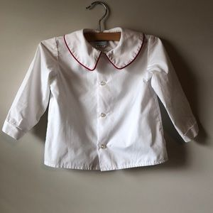 Vintage Rags Land Button Down Top - 18 Months